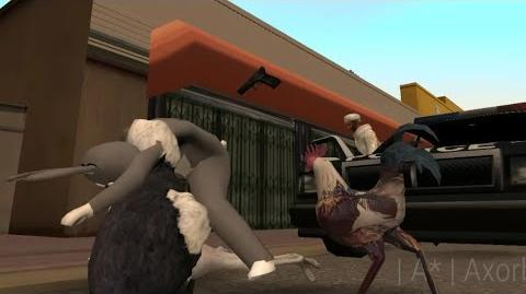 GTA San Andreas - Modded Cutscenes 1