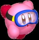 KRTDL Artwork Kirby Nadando (2)