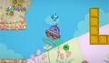 Kirby's Epic Yarn Captura 8