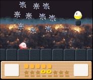Kirby Dream Land 3 Mini Game Gordo 3