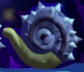 The large new snail enemy