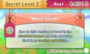 DDDD Must Dash secret