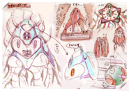 Star Dream Concept art 2