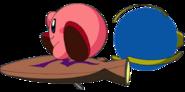 HnK KirbyRocketStar