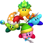 KRTDL 4 Kirbys
