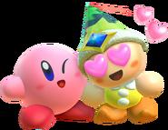 KSA Kirby and Poppy Bros. Jr. artwork cropped