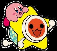 Taiko Kirby Warp Star Costume