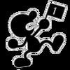 SSBU-Mr.Game&Watch
