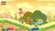 Animal Friends Kirby Star Allies (Cleaning)