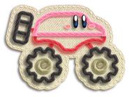 Kirby Buggie Artwork (KEY)