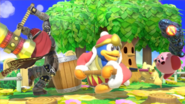 King Dedede celebration
