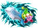 Kirby super espada