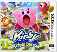 Kirby Triple Deluxe PAL