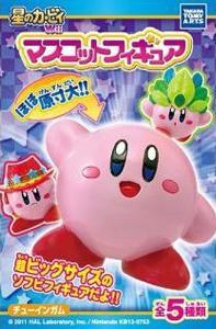 星のカービィ Wii マスコットフィギュア