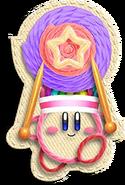 KEEY Knitting Needles Pause artwork