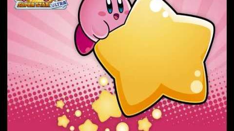 Kirby Super Star Ultra Heavy lobster (mix)