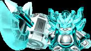 King D-Mind 3D Model