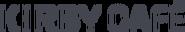 Kirby Cafe logo variant
