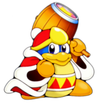 KNiDL Dedede artwork