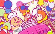 Kirby 25th Anniversary artwork 23
