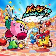 274px-Kirby Battle Royale coverart