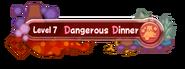 KRtDL Dangerous Dinner plaque