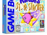 Kirby's Star Stacker