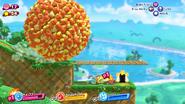 Kirby Star Allies - Honey Hill