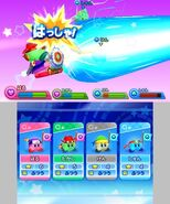 Kirby - Kirby Fighters Z Double Cannon