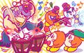 Kirby 25th Anniversary artwork 22