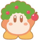 Kiddyland Whispy Woods Waddle Dee