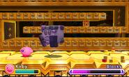 Kirby - Blocky Triple Deluxe