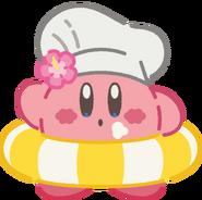 Kirby Café Summer