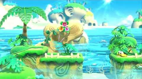 Kirby Star Allies NESP Showcase