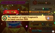 TKCD Heroic Mission Cleared!