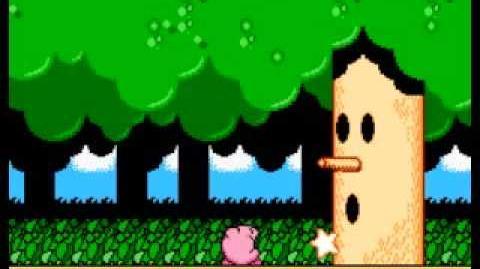 Kirby - Green Greens