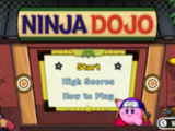 Dojo Ninja