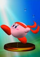 Trophée Kirby de combat Melee