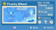 KEY Frosty Wheel