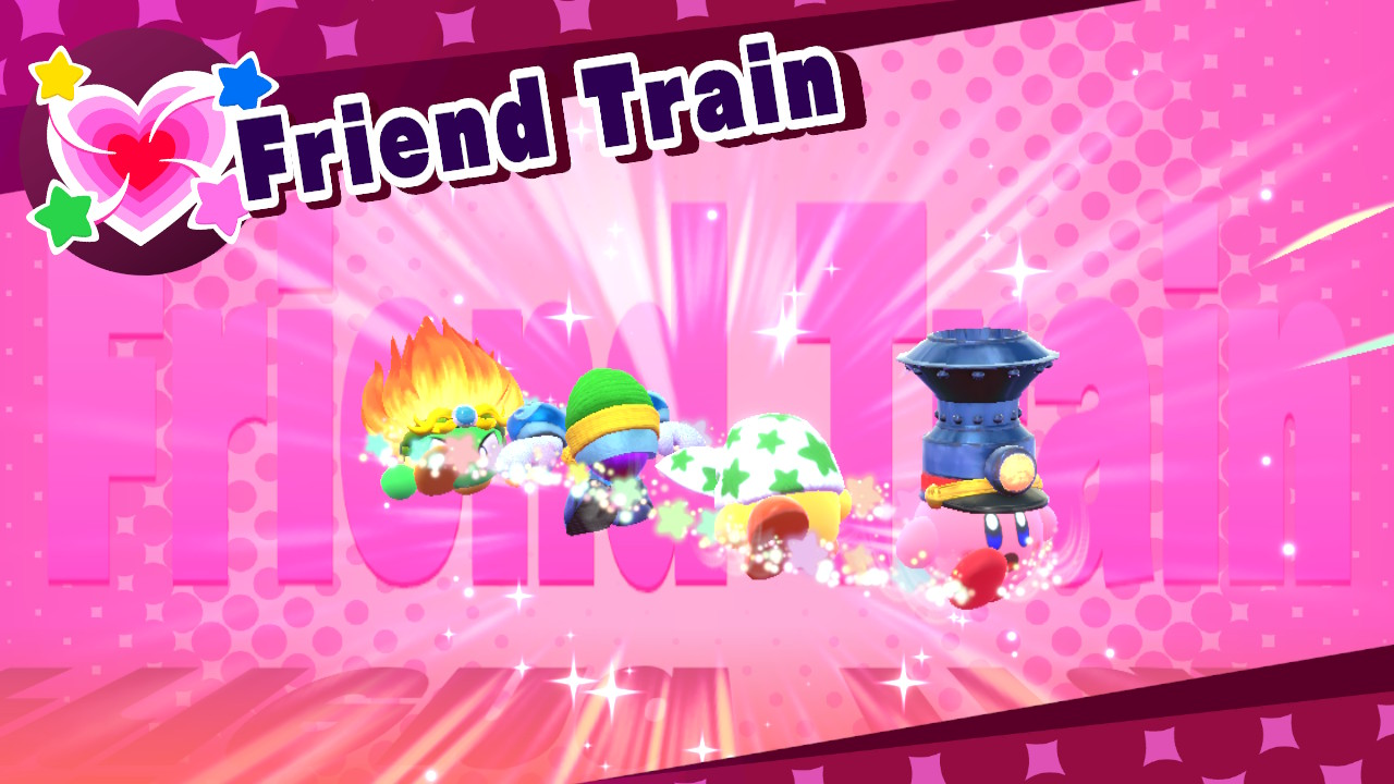 Friend Train