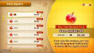 SKC Gem Apple Purchase