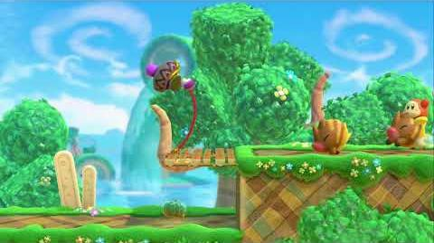 Kirby Star Allies Jammerjab Showcase