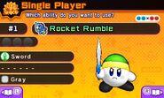 KBR White Kirby