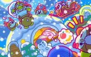 Kirby 25th Anniversary artwork 6