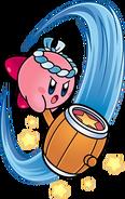 Kirby Super Star Ultra Martillo
