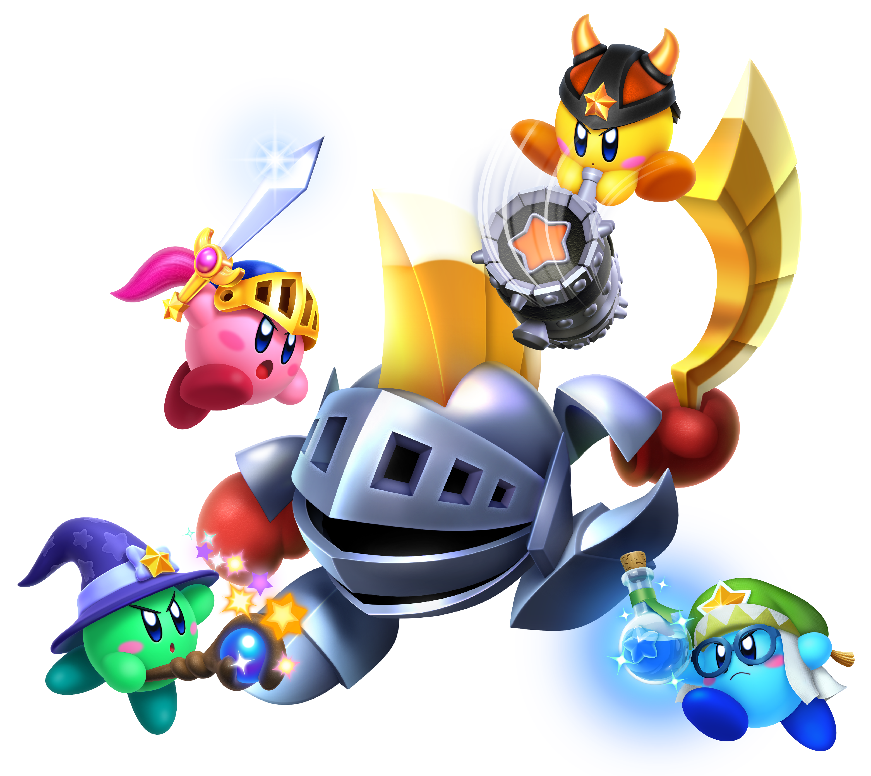 Team Kirby