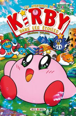 KirbydanslesEtoiles Tome8.jpg