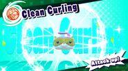 Clean Curling Rick