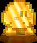 8-Bit Kirby Statue KRtDL