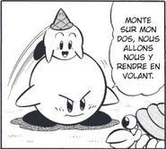 Les Aventures de Kirby dans Les Etoiles Chibby 3
